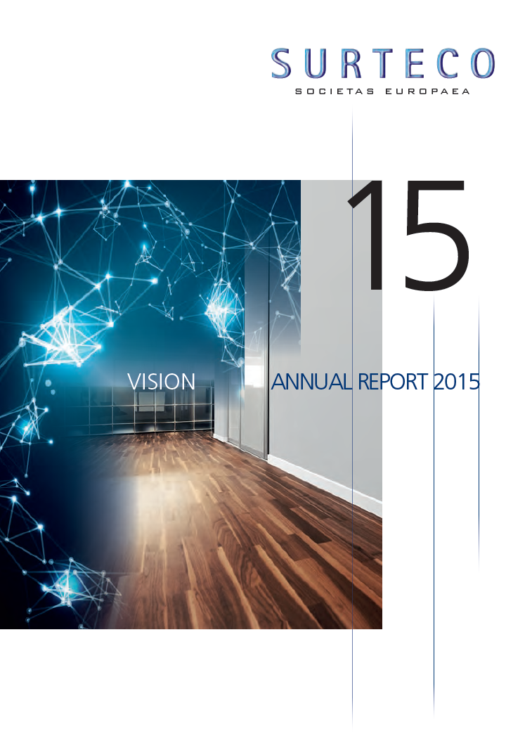 Annual financial report 2015